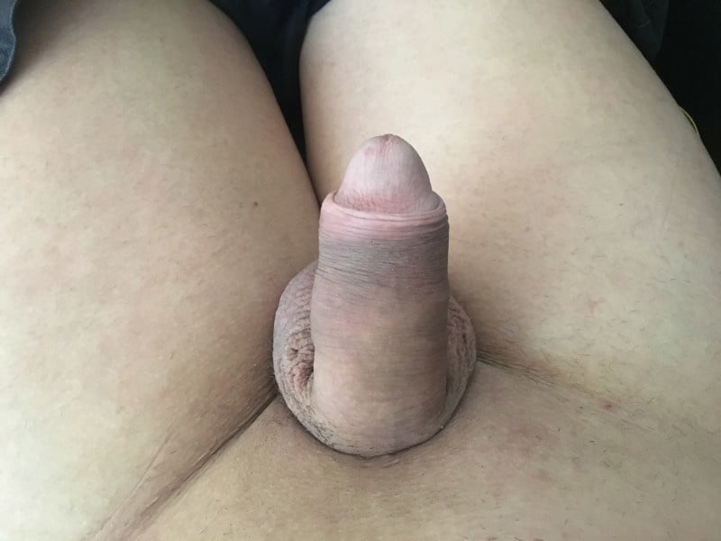 Small penis anal sex