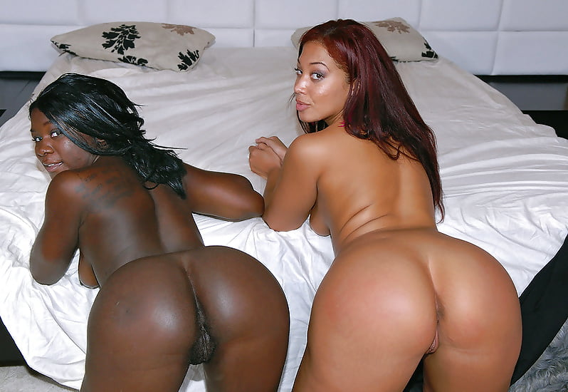 Round naked black ass pictures