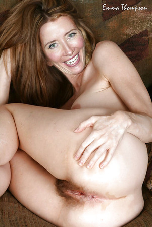 Emma Thompson  nackt