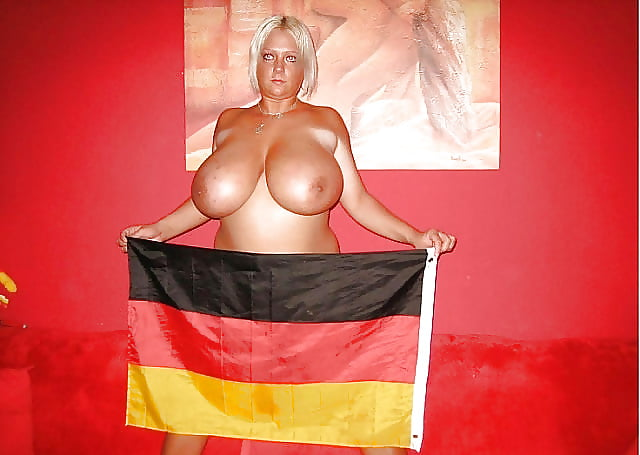 Expanding big german tits gets fucked