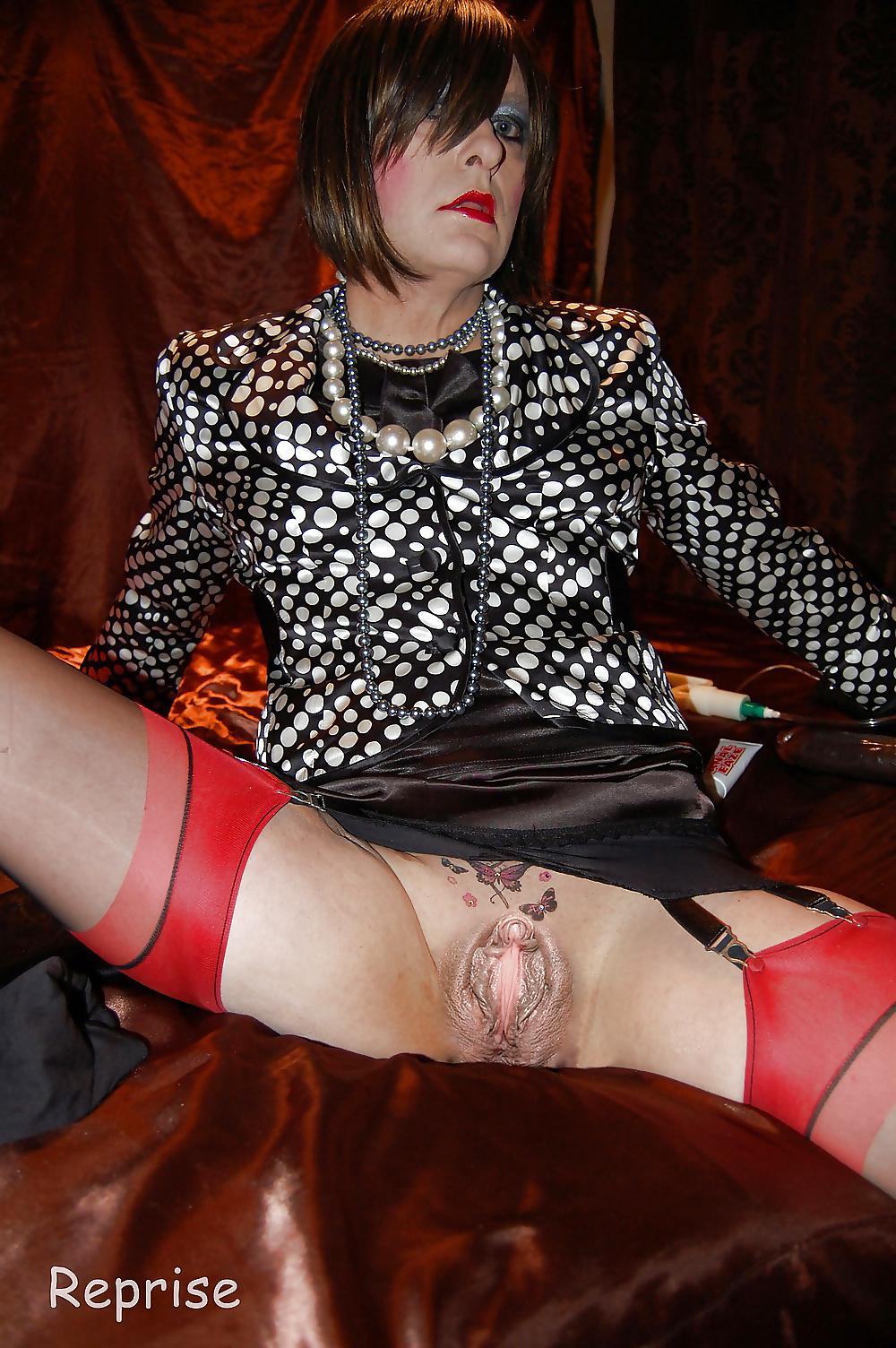 Soft Cotoon Fake Panty Silicone Underwear Thong Vagina Vagina Crossdresser Tg Dg