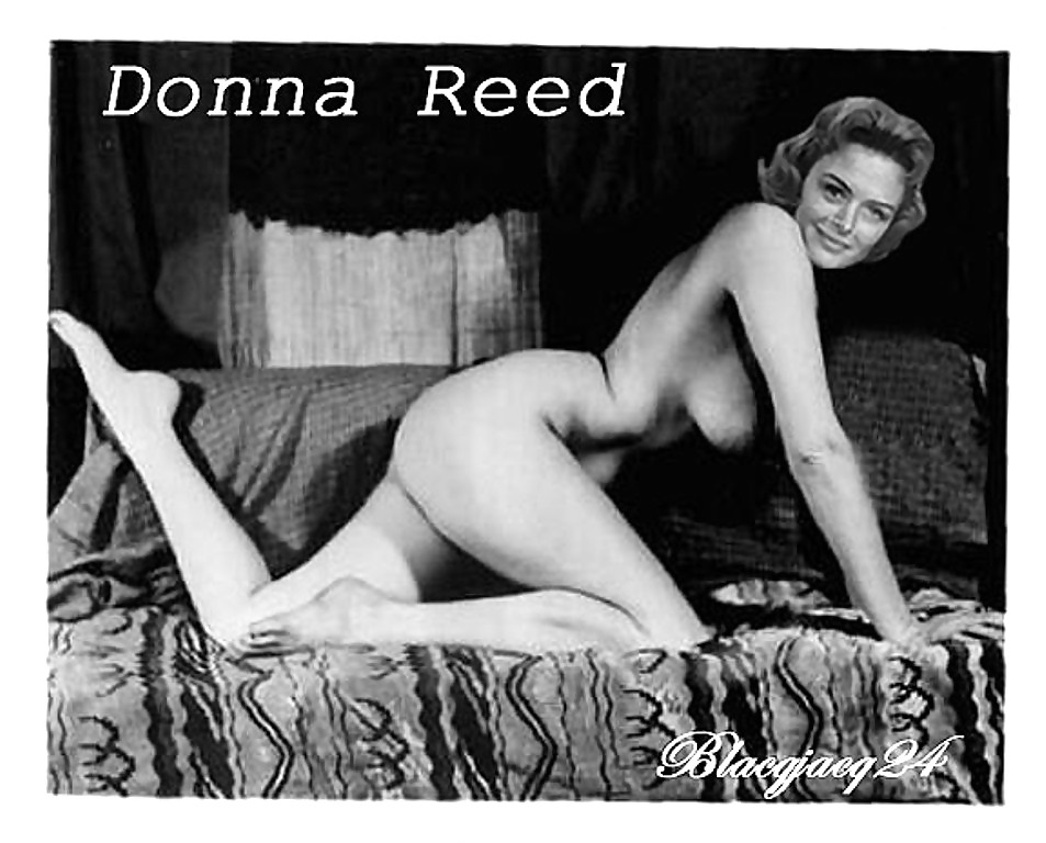 Donna reed pinup