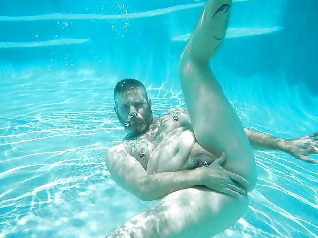 Husky naked men