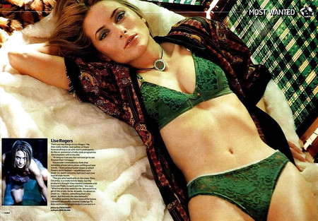 Hot Lisa Rogers Naked Photos