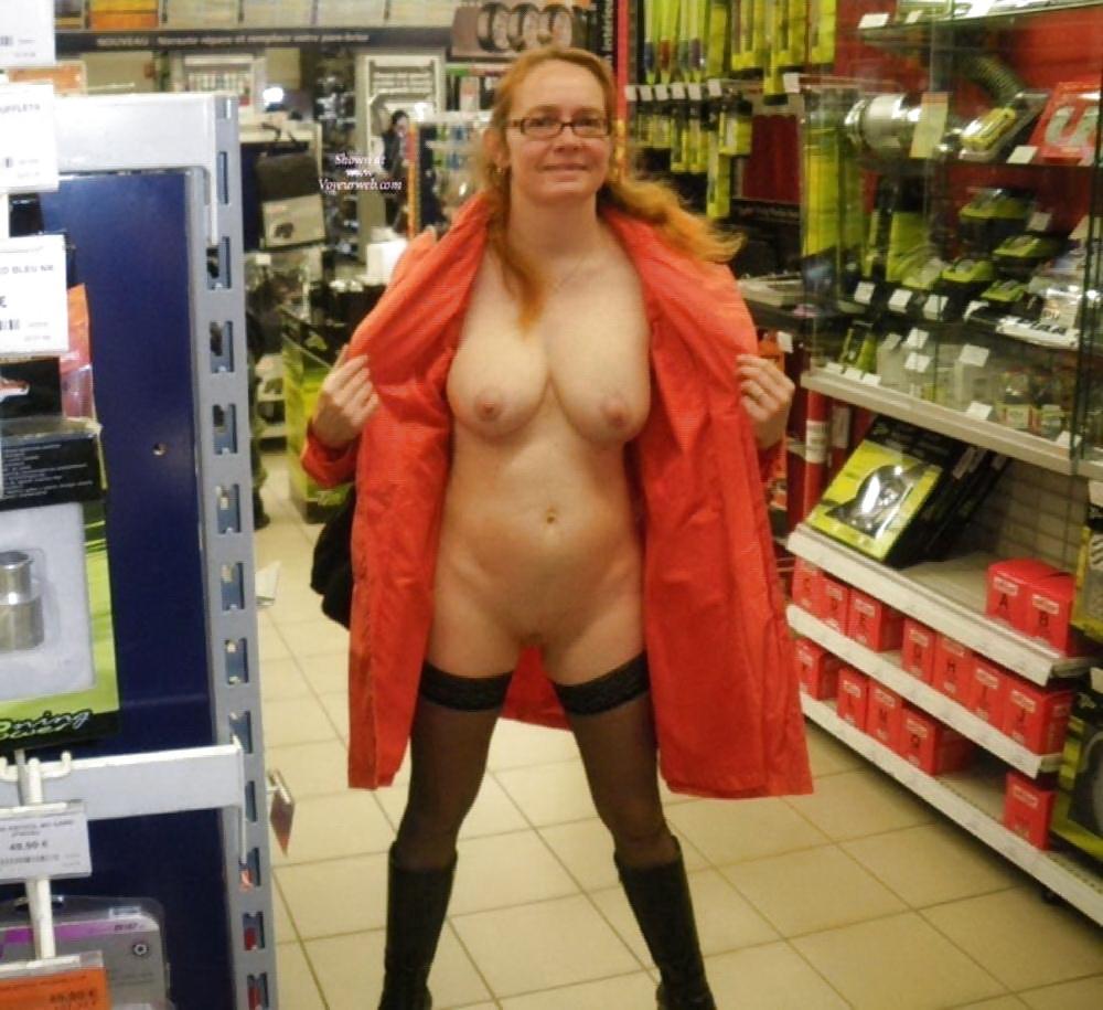 Walmart pussy
