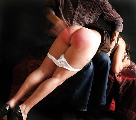 Erotic Spanking Wife