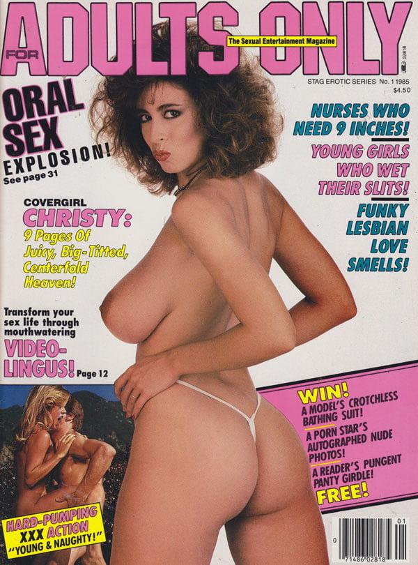 Women's sexual magazines