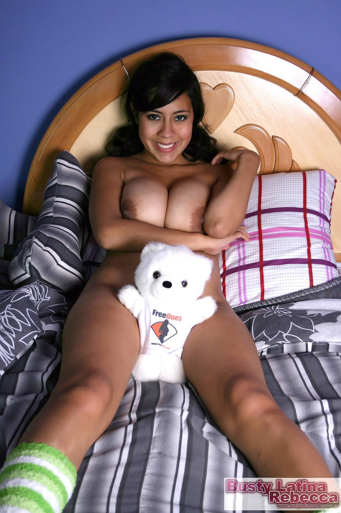 Busty latina rebecca thread