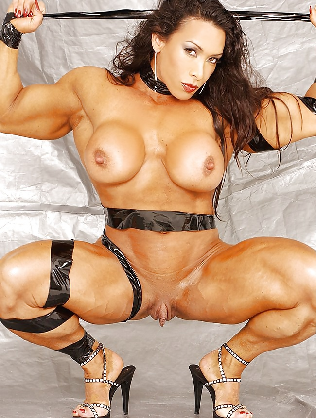 Muscle girls of porn mature