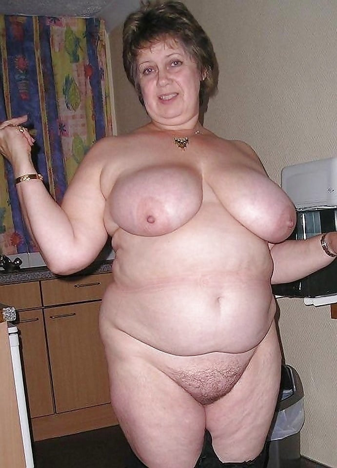 Pictures of fat naked grannies — img 11