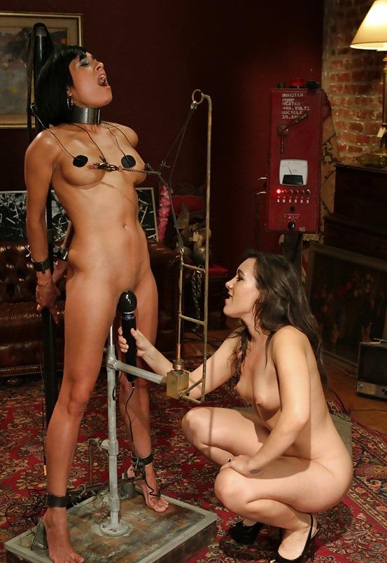 lesbian slave Hot