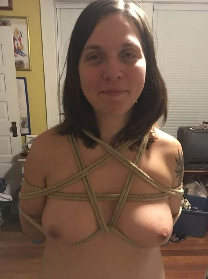 Slut exposed for the world to see