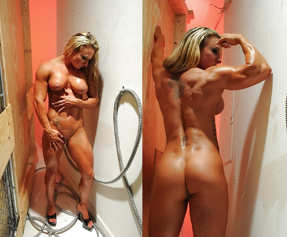Naked muscle women tumblr