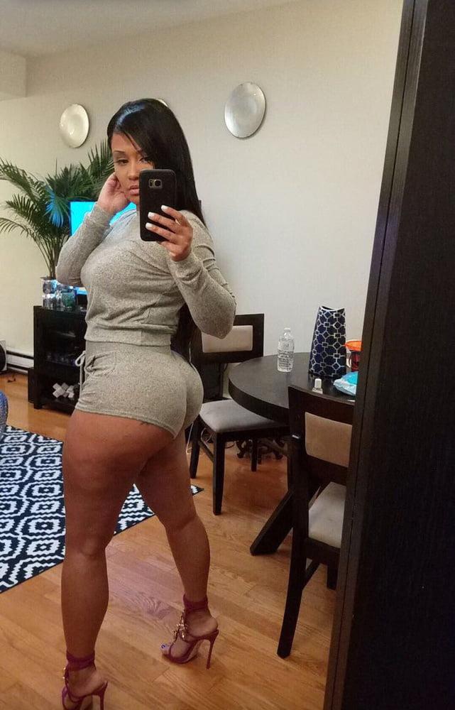 super thick black women porn