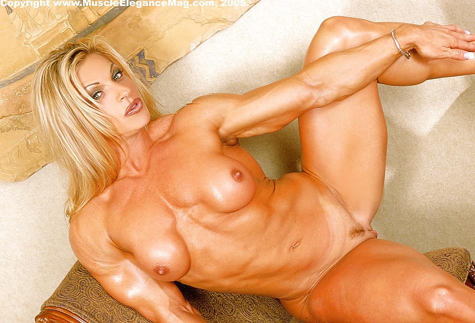 Naked Teenage Muscle Girls