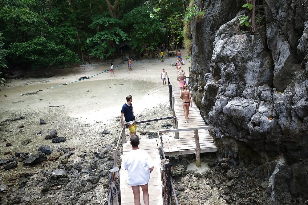 Nude thai beach