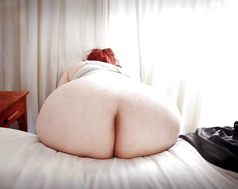 Fat white girl takes a big black cock