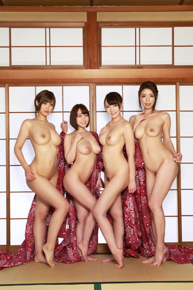 Nude asian adult