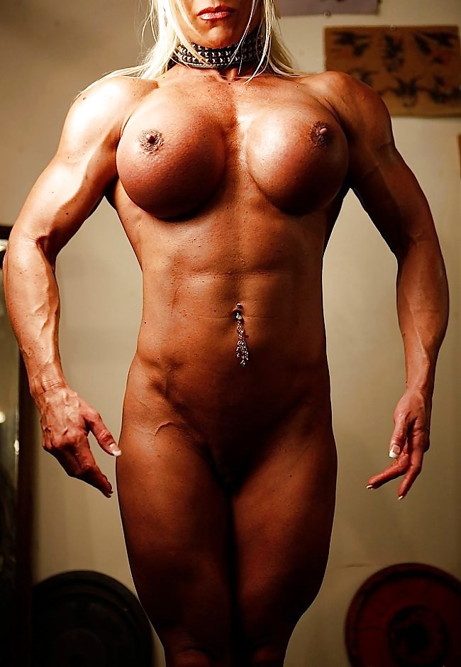 Tranny female bodybuilder nude