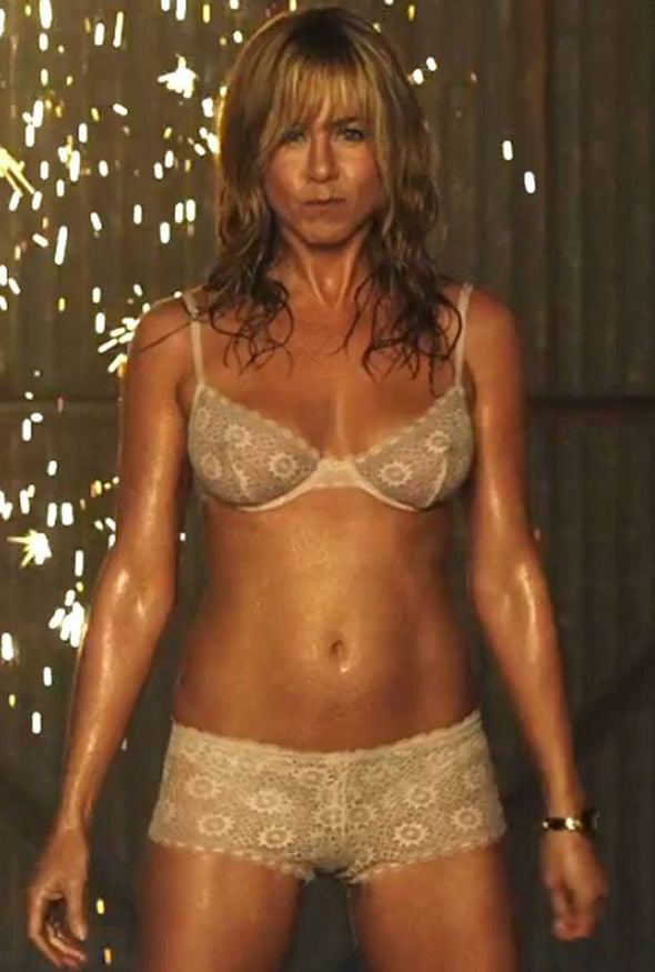 jennifer aniston nude film