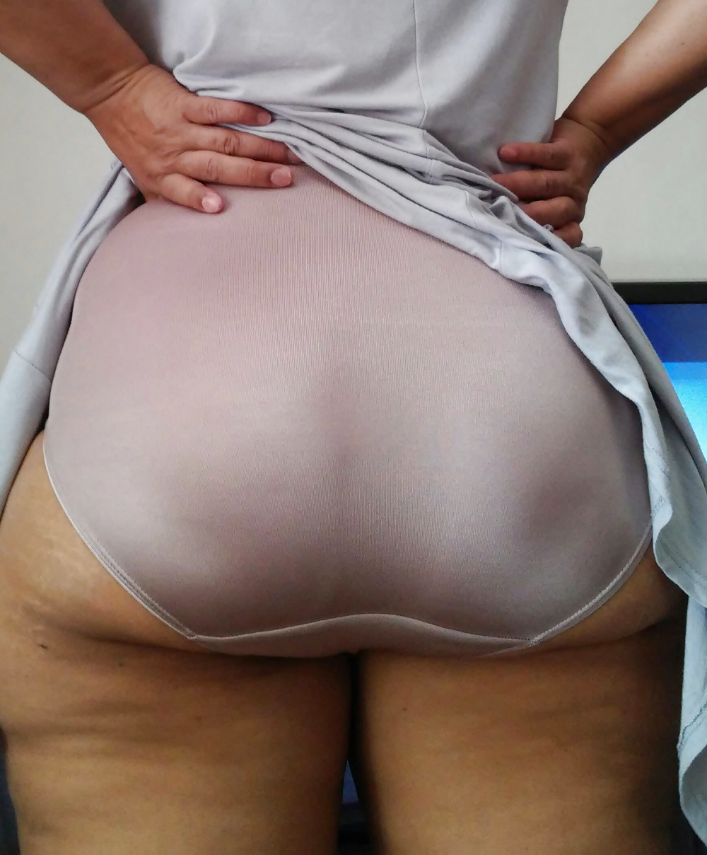 Show me your ass in knickers