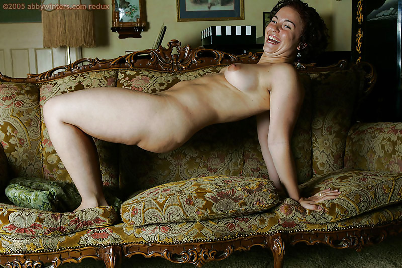 Nude woman abnormal boobs pussy
