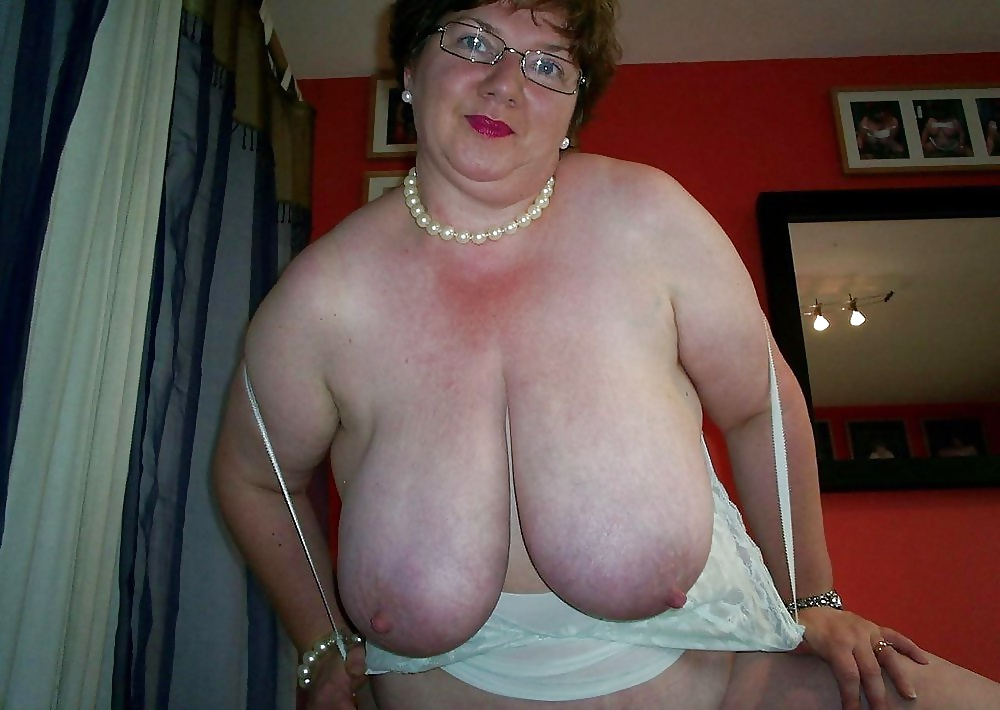 Fuskator Chubby Mature Big Saggy Tits