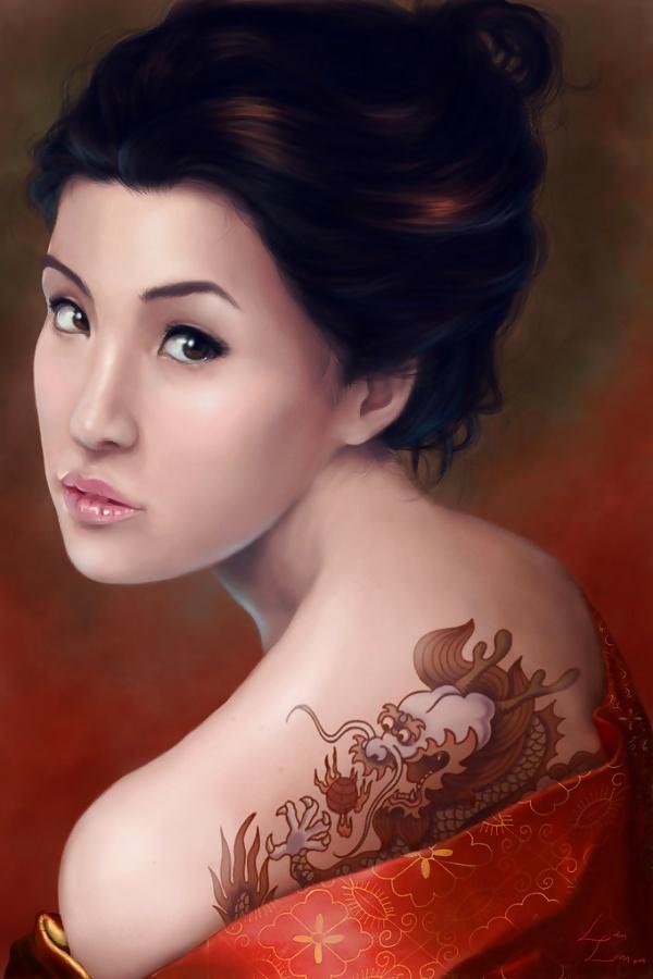 Cum shot geisha bom bon - 2 3