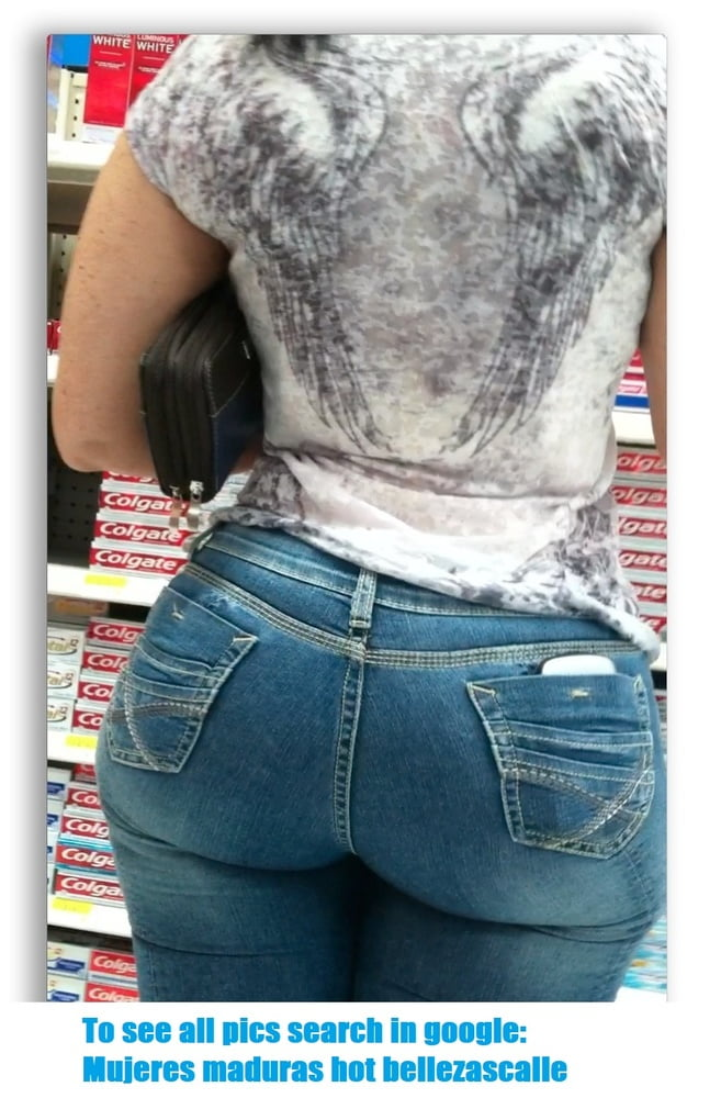 Hot Milf Jeans