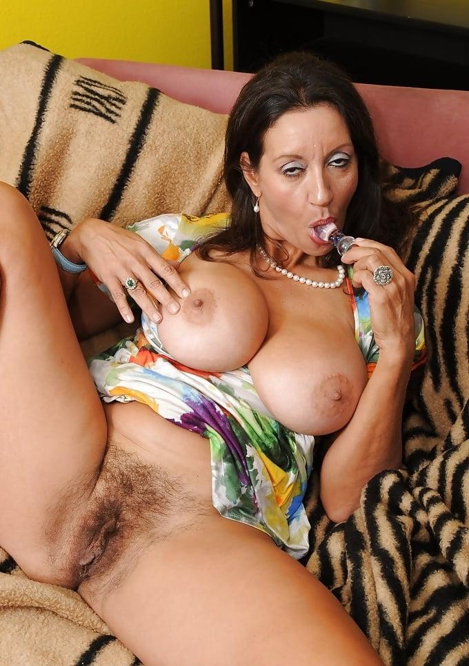 Handsome breasty mature female persia monir