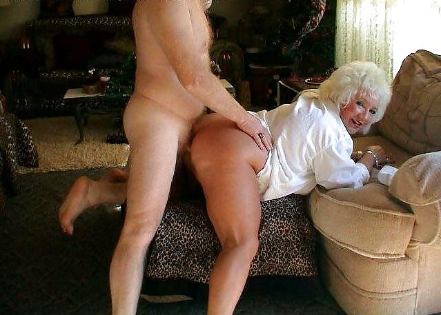 Grandma Grandpa Having Sex Together