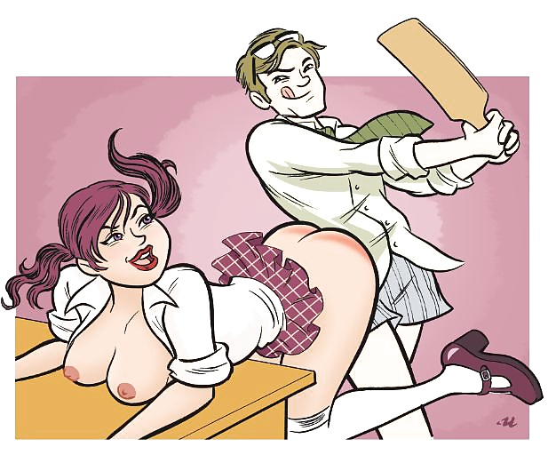 A spanking story