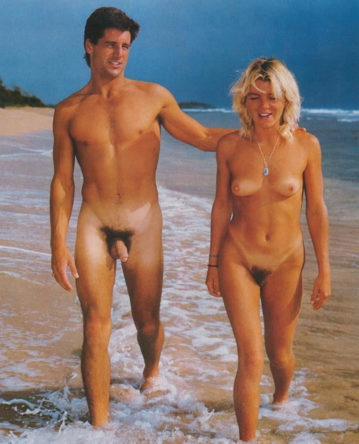 Hairy nude couples