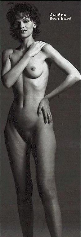 Sandra bernhard nude