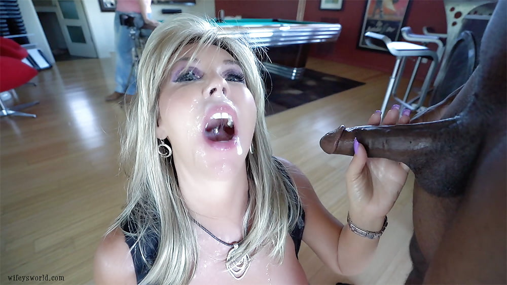 with you hot brunette milf footjob and deepthroat think, that