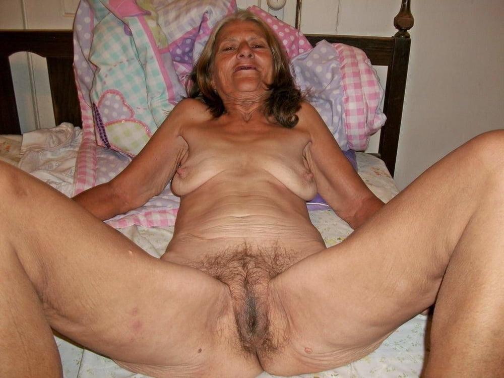 Granny Hairy Sex