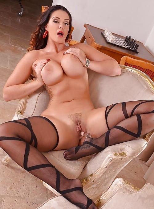 Girls stockings big tits porno sex