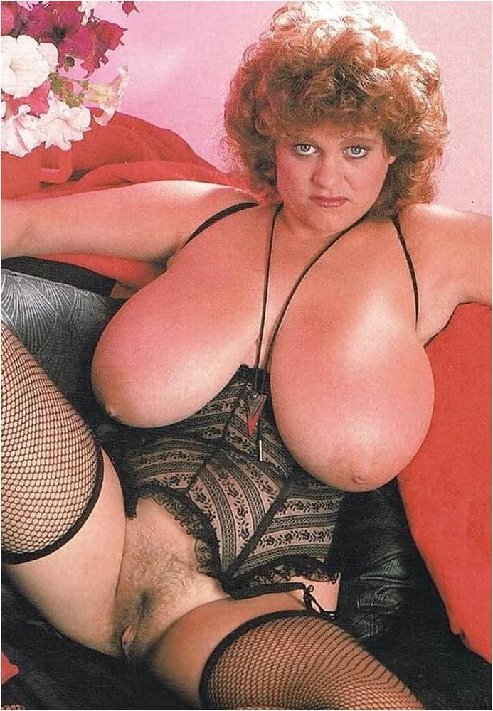 Watch linda's big, retro tits