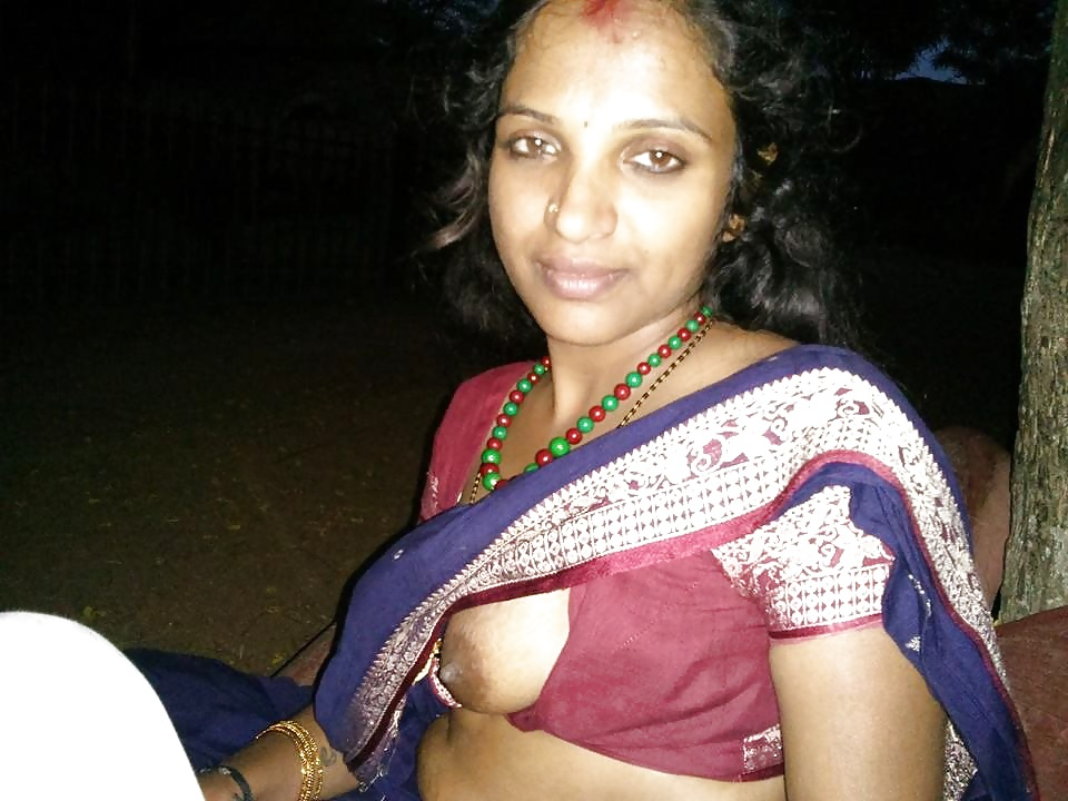 Indian aunty boob press, domination and taking up space