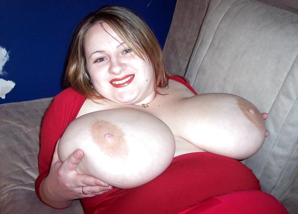 Girls with huge breasts