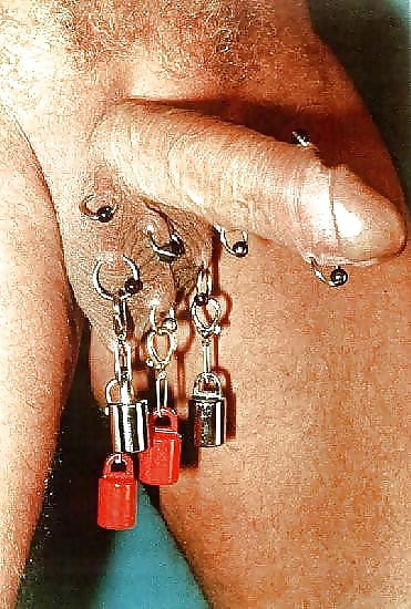 Female domination piercing — photo 9