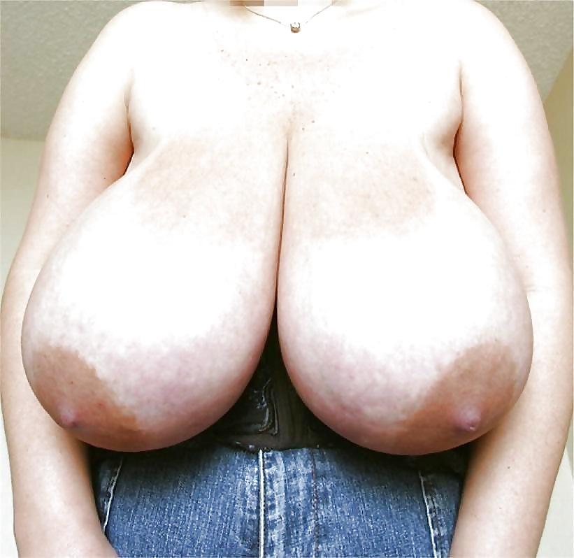 Big fat tits milf