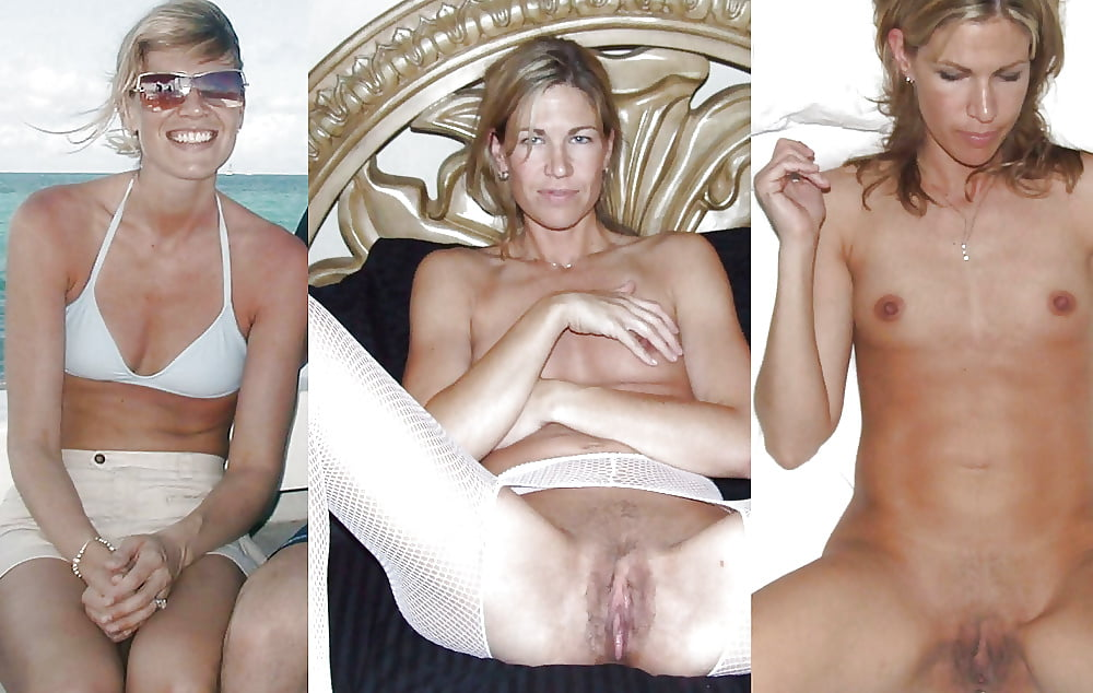Women naked after losing a bet — img 9