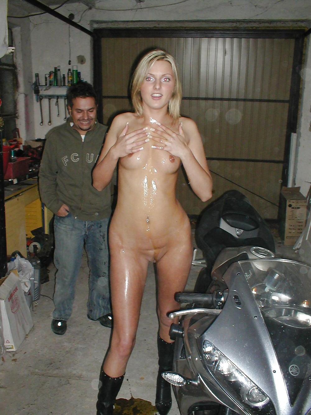 Rathbone fake sturgis naked biker bitch efron