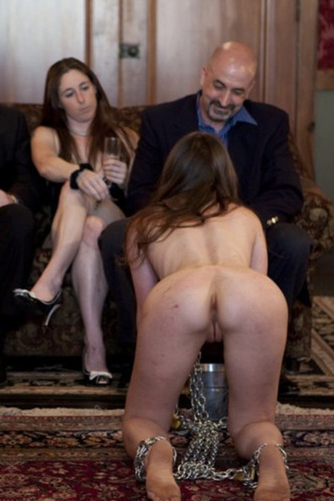 Cfnm humiliation in front of rich girls
