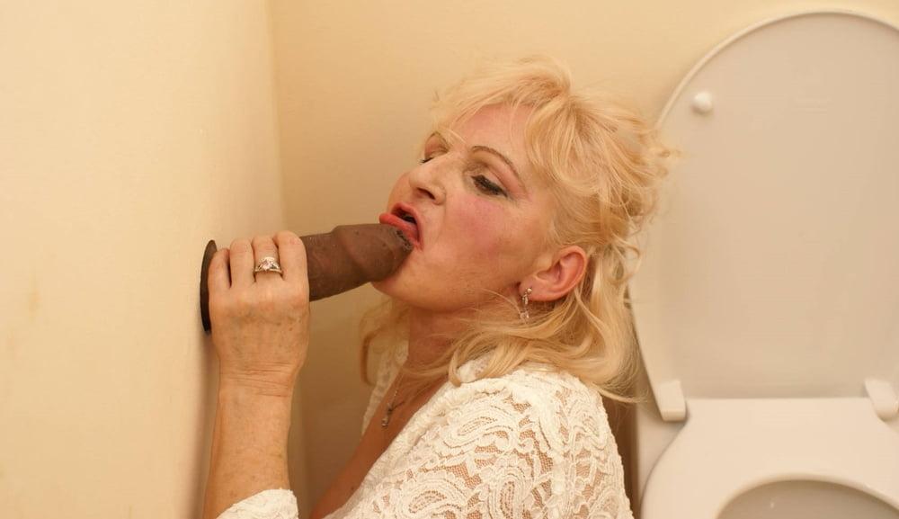 Ehefrau Mutter Cowgirl Gloryhole