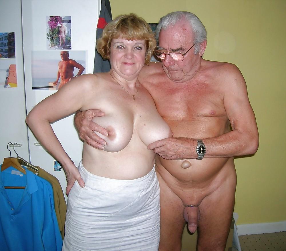 Senior Couple Sex Nude