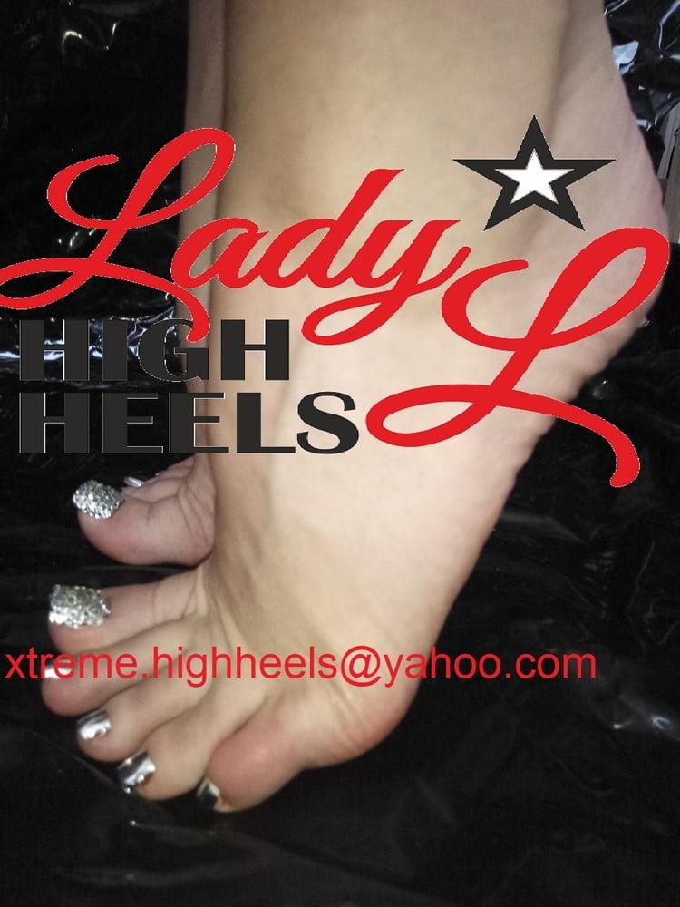 Extreme Long nails Sexy doll Domina Lady L.(Demo pic) - 66 Pics