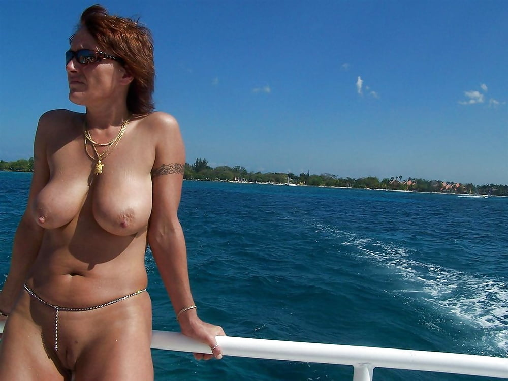 Milfs On Boats - 15 Pics - Xhamstercom-1370
