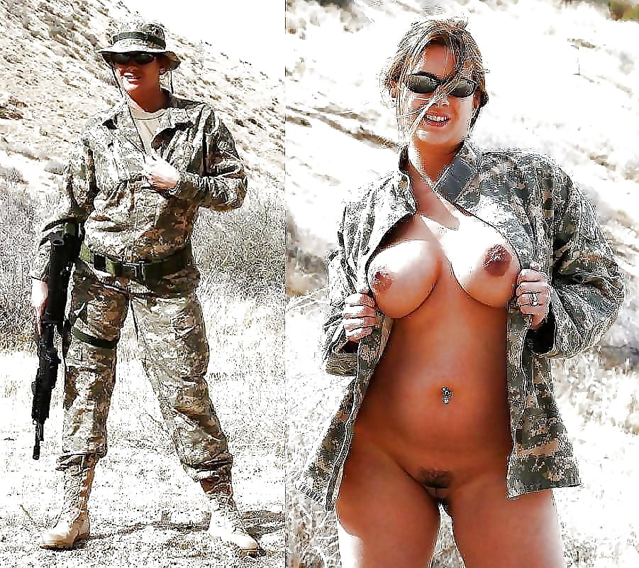 Armed forces women porn — pic 14